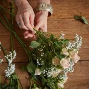 Bouquet Claire à faire vous-même