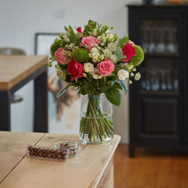 Pack Bouquet Rosalie & Billes