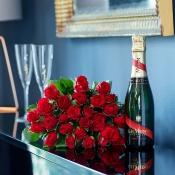 Pack Valentin + Champagne