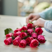Botte de roses Pink Rodhos