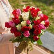 Maman Douce - 25 roses